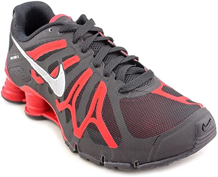 superior quality a6de2 9db12 Nike Shox Turbo+13 525155-001 (12.5) Black