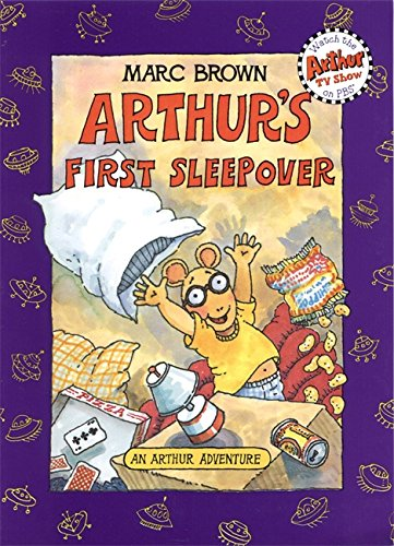 Arthurs First Sleepover Arthur Adventure product image