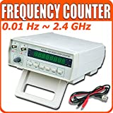 RISEPRO Digital Frequency Counter Bench Frequency