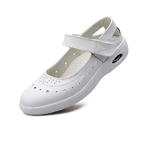 Amazon.com: Zomine - Zapatillas de enfermería para mujer ...