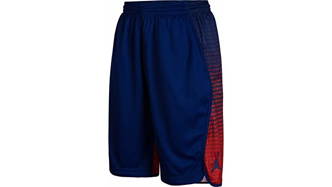 1e4d023b019a1c Jordan Air Big Boy s Dri-Fit Jumpman Flight Victory Athletic Shorts (M (10