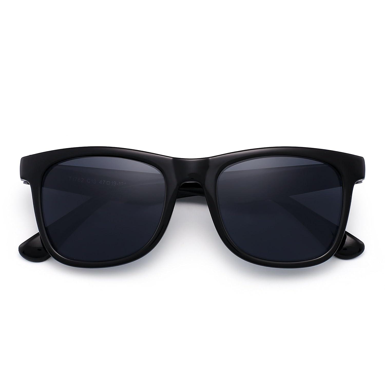 Polarized Kids Sunglasses Rubber Boys Girls Children Flexible Glasses Age 3-12