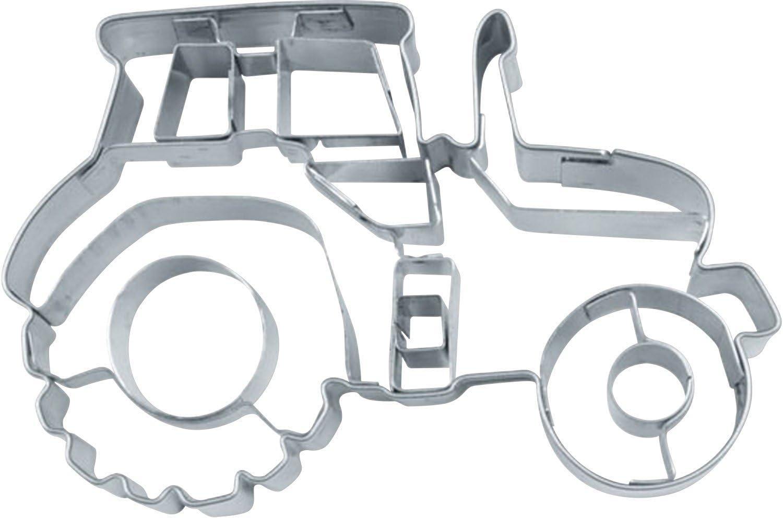 Emporte-pièce tracteur 8 cm emporte-pièce Bulldog BIRKMANN
