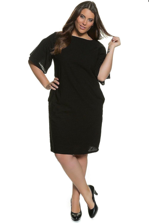 Studio Untold Damen große Größen   Kleid   Puffärmel   weiter ...
