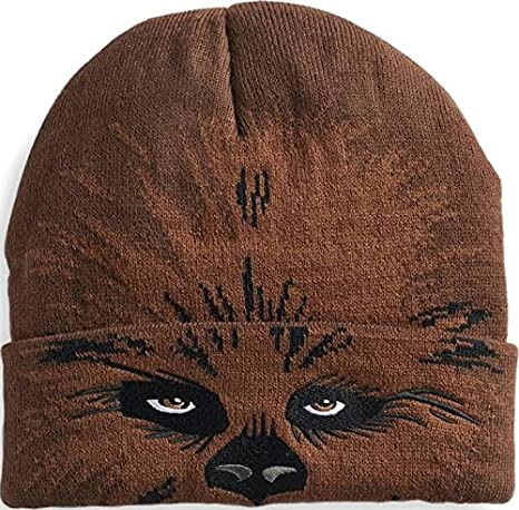 Lucas Star Wars Chewbacca Beanie  Amazon.co.uk  Sports   Outdoors 8ec5686330e