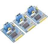 XCSOURCE 3pcs Modulo MCP2515 CAN Bus TJA1050 Receiver SPI per scheda Arduino 51 MCU ARM controller Sviluppo TE534