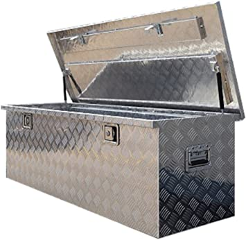 US PRO TOOLS gran lugar de trabajo de aluminio caja de de pecho caja de herramientas Van camión: Amazon.es: Bricolaje y herramientas