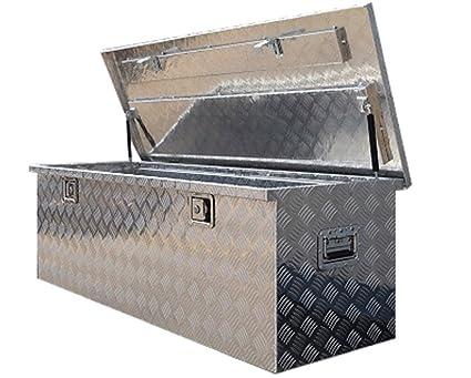 US PRO TOOLS gran lugar de trabajo de aluminio caja de de pecho caja de herramientas