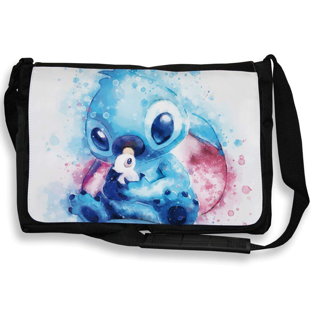 Sac bandouliè re Stitch Aquarelle Chibi et Kawaii - Chamalow shop