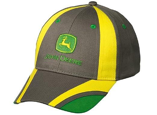 John Deere Cap Performance - Gorra de algodón Logo de Ciervo ...