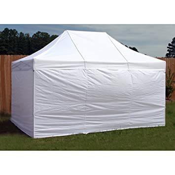 King Canopy INASW4P15WH 10-Feet by 15-Feet 4-Pack Sidewalls for Festival  sc 1 st  Amazon.com & Amazon.com : King Canopy INASW4P15WH 10-Feet by 15-Feet 4-Pack ...