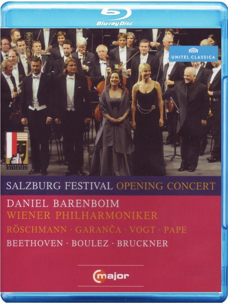 2010 Salzburg Festival Opening Concert [Blu-ray] B00EOSFNM4