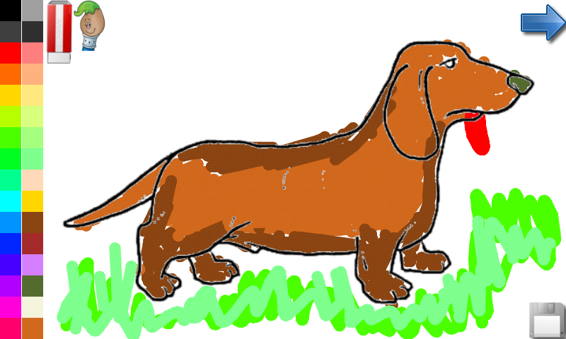 Libro para colorear: perros!: Amazon.es: Appstore para Android