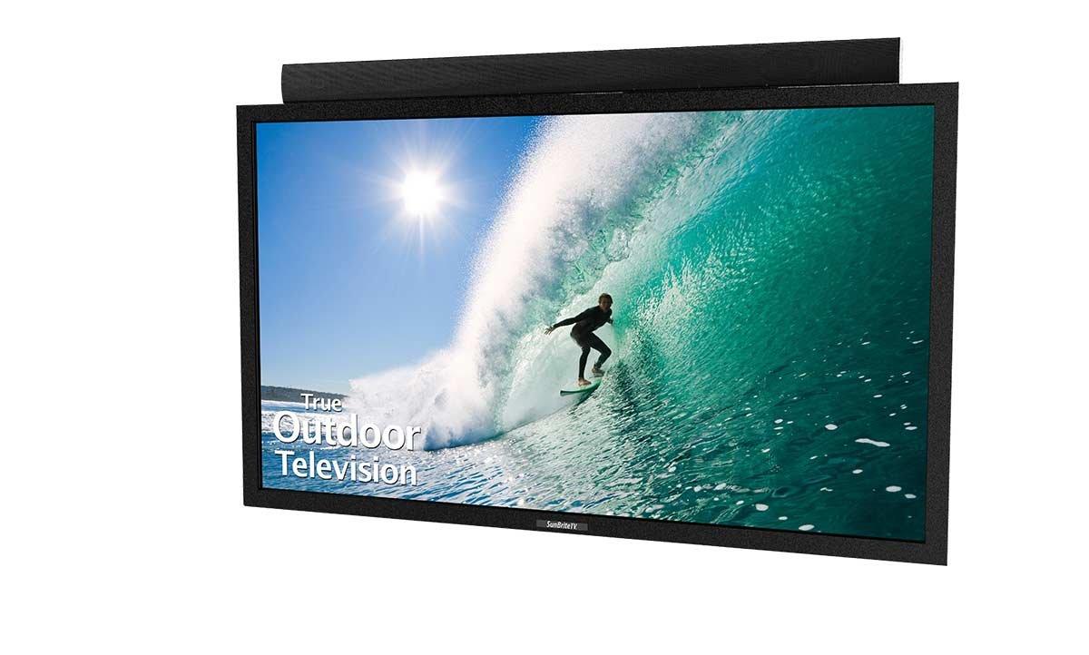Sunbrite TV SB-5518HD-BL 55'' Pro Series Ultra-Bright Direct Sun LED Hd Television, black by SunbriteTV