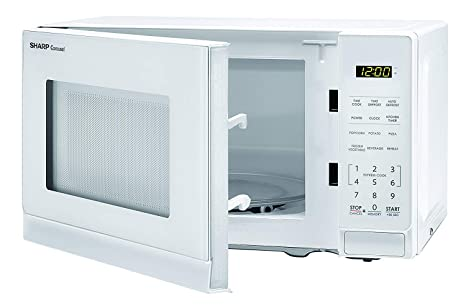 Amazon.com: Sharp – Microondas 0.7-cu ft 700-watt Countertop ...