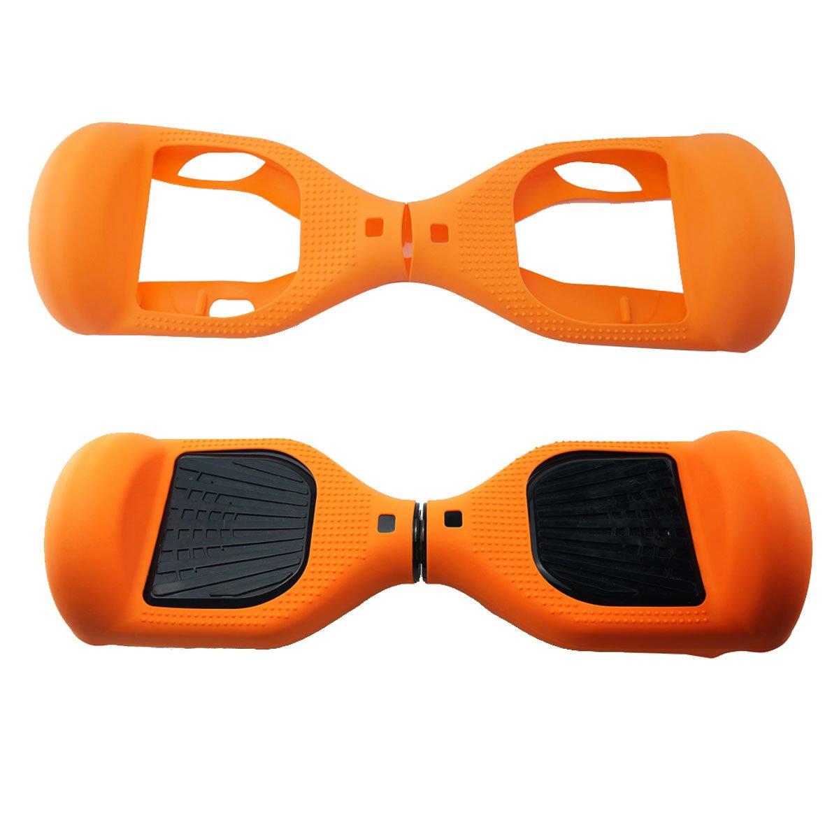 Fbsport 16,5 cm Coque en Silicone Coque de Protection pour Coque Smart Deux Roues Self Balancing Electric Scooter - Planche d'équilibre écran Accessoires