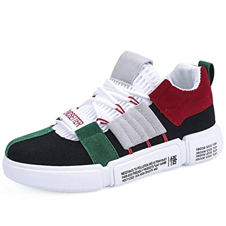 Amazon.com: kaifongfu Mesh Breathable Shoes Men Enlightenment Casual Shoes: Clothing
