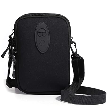 e43ad9b7d95b Cellphone Purse Bag Waist Pouch Mini Vertical Crossbody Bags Compatible  iPhone XS Max