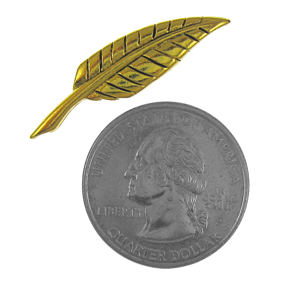 Jim Clift Design Quill Gold Lapel Pin - 25 Count by Jim Clift Design (Image #2)