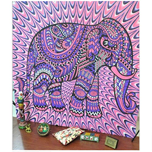 Wall Hanging Tapestry Elephant Tapestry Mandala Tapestry Bohemian Tapestry Wall Tapestry