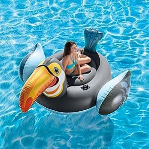 intex inflatable mega toucan island float. Black Bedroom Furniture Sets. Home Design Ideas