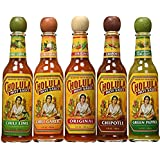 Cholula 5 Variety pack of 5 Ounce each