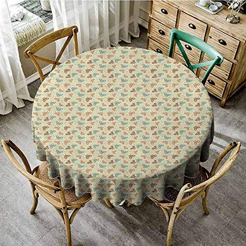 Round Tablecloth Tassel 63