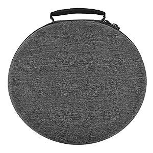 Geekria Headphones Case for B&O BeoPlay H2, H6, H7, H8, ATH M30X, M40X, M50X, Skullcandy Hesh, Hesh 2.0, Crusher / Headphone Hard Carrying Case / Travel Bag