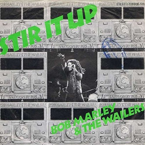 Bob Marley - Bob Marley & The Wailers - Stir It Up - Island Records - 100 308, Island Records - 100 308-100 - Zortam Music
