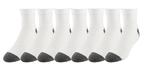 8f315812df5 Amazon.com  Wilson Men s Quarter Socks