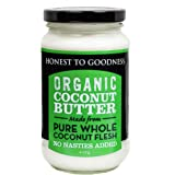Honest to Goodness Organic Coconut Butter, 340 Grams