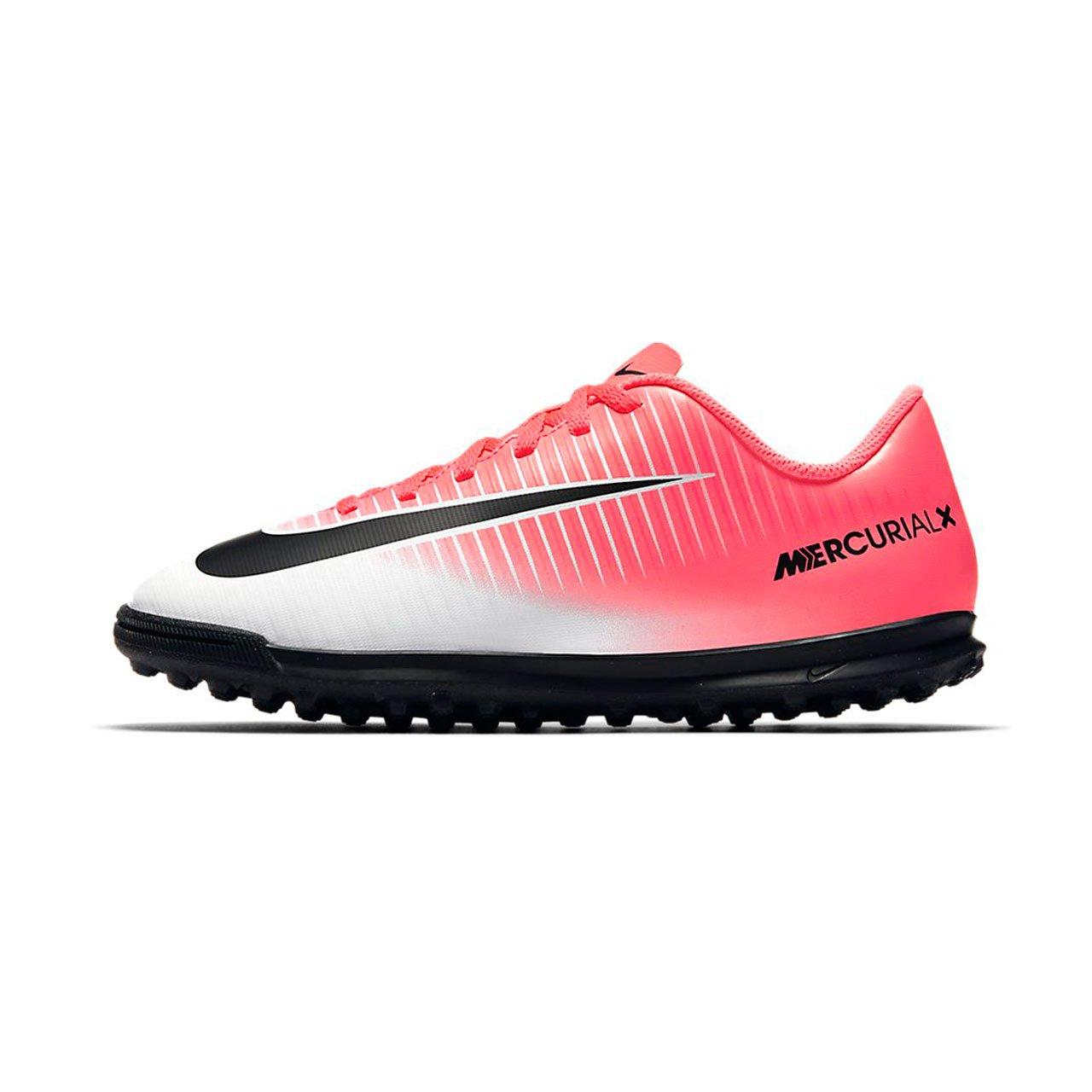 NIKE Unisex-Erwachsene Mercurial X Vortex Iii Tf Jr 831954 601 Sneaker,