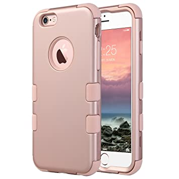 Iphone 6 Plus 6s Case Silicone Co Uk The Rose Gold
