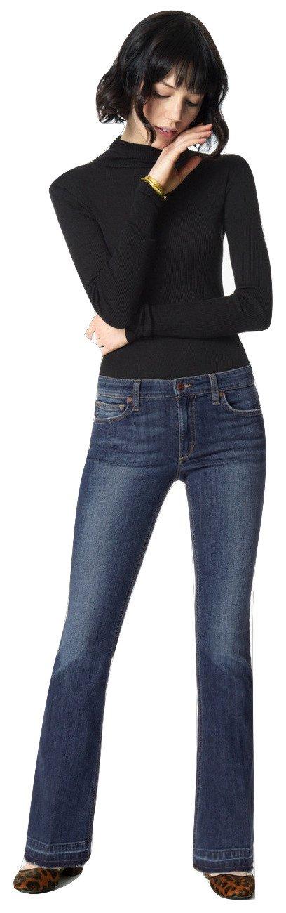 Joe's Jeans The Provocateur Petite Bootcut Stretch Denim Pants, Lindz (30)
