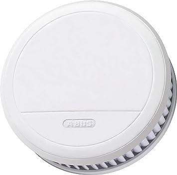 ABUS Rauchmelder RM23 Brandmelder Mit Hitzewarnfunktion Und Longlife Batterie Fur 10 Jahre Zwei Sensoren