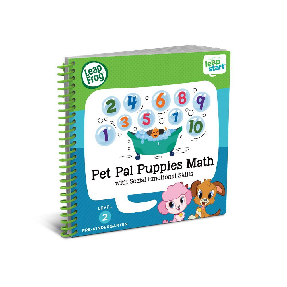Amazon.com: LeapFrog LeapStart Pre-Kindergarten Activity Book: Pet ...