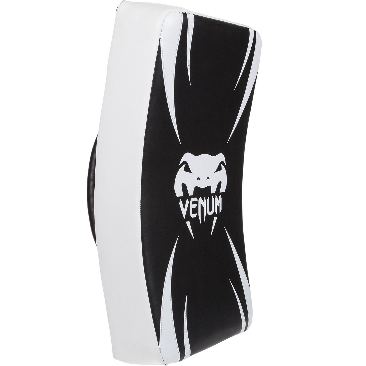 Venum ''Absolute'' Long Kick Shield, Black/Ice by Venum