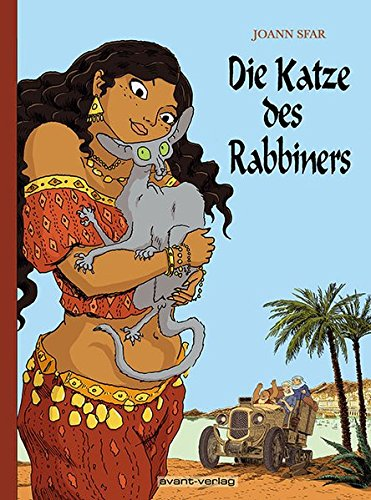 Die Katze des Rabbiners: Sammelband 2