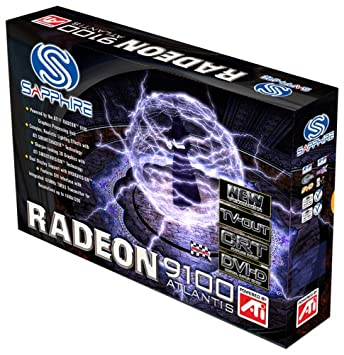 RADEON 9100 DRIVERS WINDOWS XP