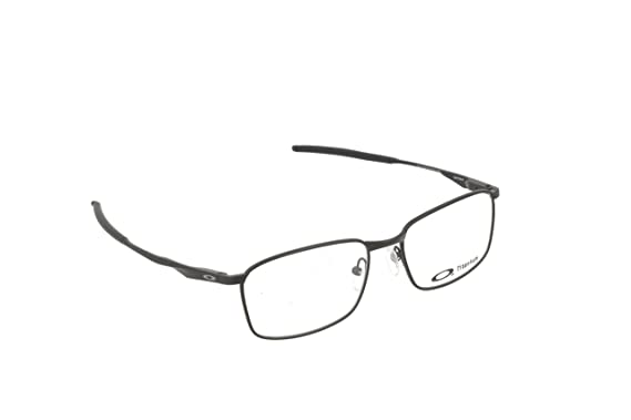 7acb4822bf Image Unavailable. Image not available for. Color  Oakley Glasses Frames  Wingfold OX5100-01 Satin Black