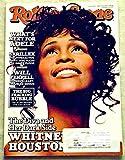Rolling Stone Magazine # 1152 - March 2012 - Near Mint Grade 9.6 - Whitney Houston - Adele - Skrillex - Will Ferrell - Bruce Springsteen