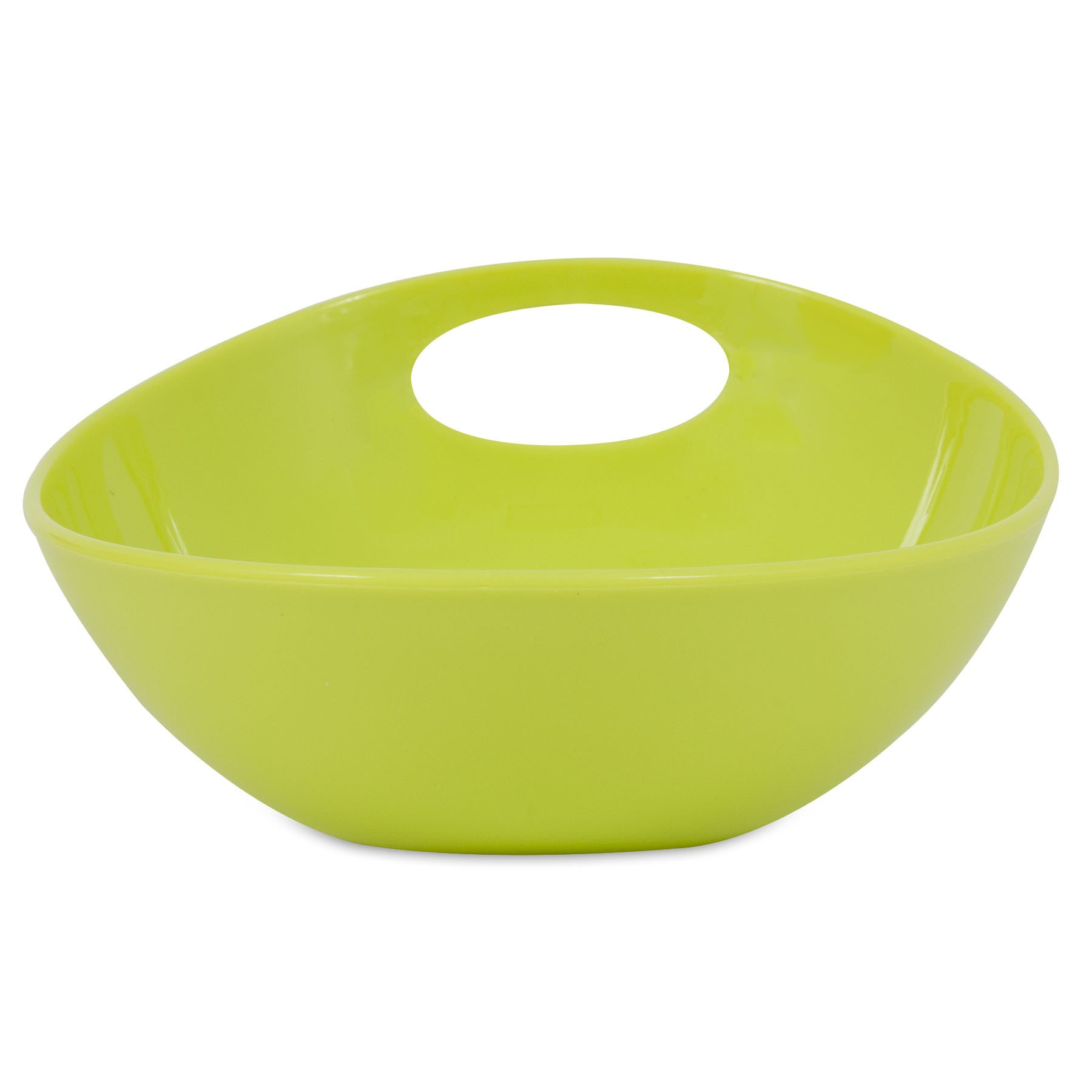 Wetnoz 23557 1-Cup Studio Scoop Dog Dish, Small, Pear by Petmate