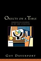 Objects on a Table : Harmonious Disarray in Art and Literature Paperback