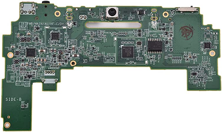 Amazon.com: Mainboard for WIIU, Replacement Mainboard PCB Circuit Module  Board Motherboard for Nintendo Wii U Gamepad Game Console: Computers &  Accessories   Wii U Gamepad Wiring Diagram      Amazon.com