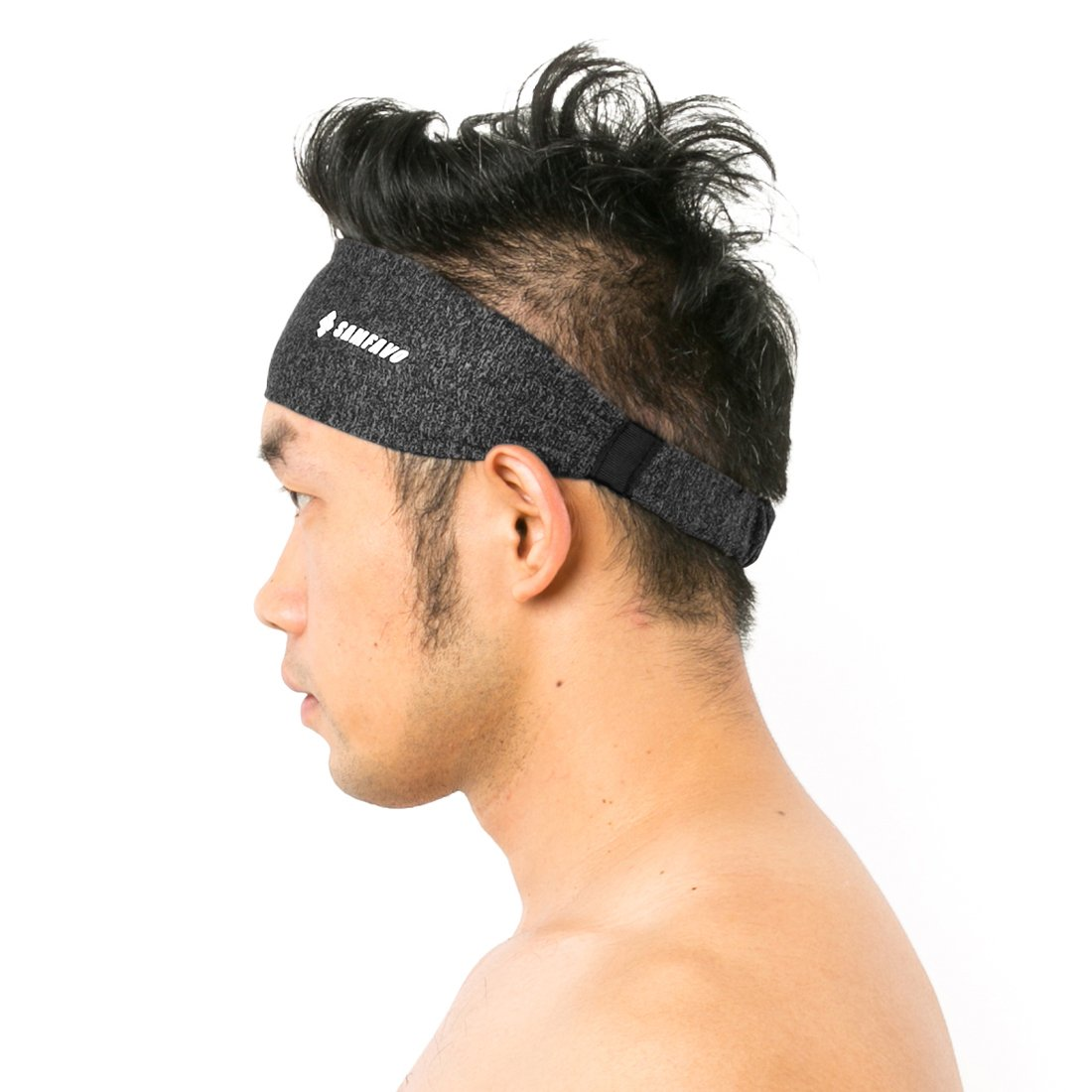 Sports Perspiration /& Forehead Protection Suite for Running Fitness Yoga Workout Headbands for Women and Men Basketball