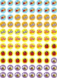 Creative Teaching Press Bugs Hot Spots Stickers (7156)