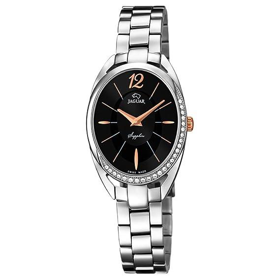 Jaguar Cosmopolitan J834/2 Reloj de Pulsera para mujeres Fabricado en Suiza