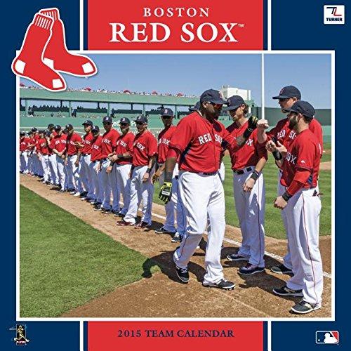 Boston Red Sox 2016 Calendar