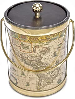 product image for Mr. Ice Bucket Map Ice Ice Bucket, 5-Quart