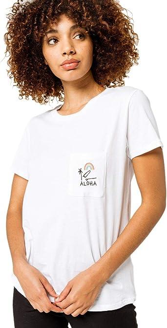 Rip Curl Womens All Things Aloha Pocket T Shirt